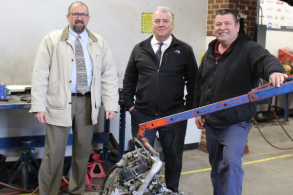 MAG (2020-02) Engine Donation to Blue Ridge Technical School (16)
