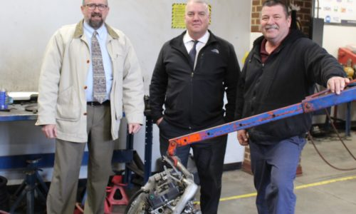 MAG (2020-02) Engine Donation to Blue Ridge Technical School (16)