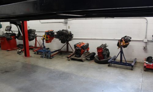 MAG (2020-02) Engine Donation to Blue Ridge Technical School (3)