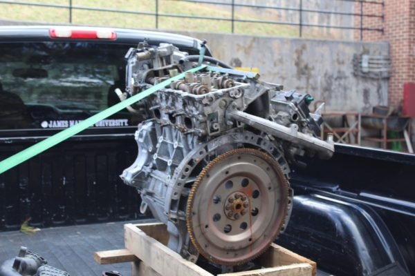 MAG (2020-02) Engine Donation to Blue Ridge Technical School (7)